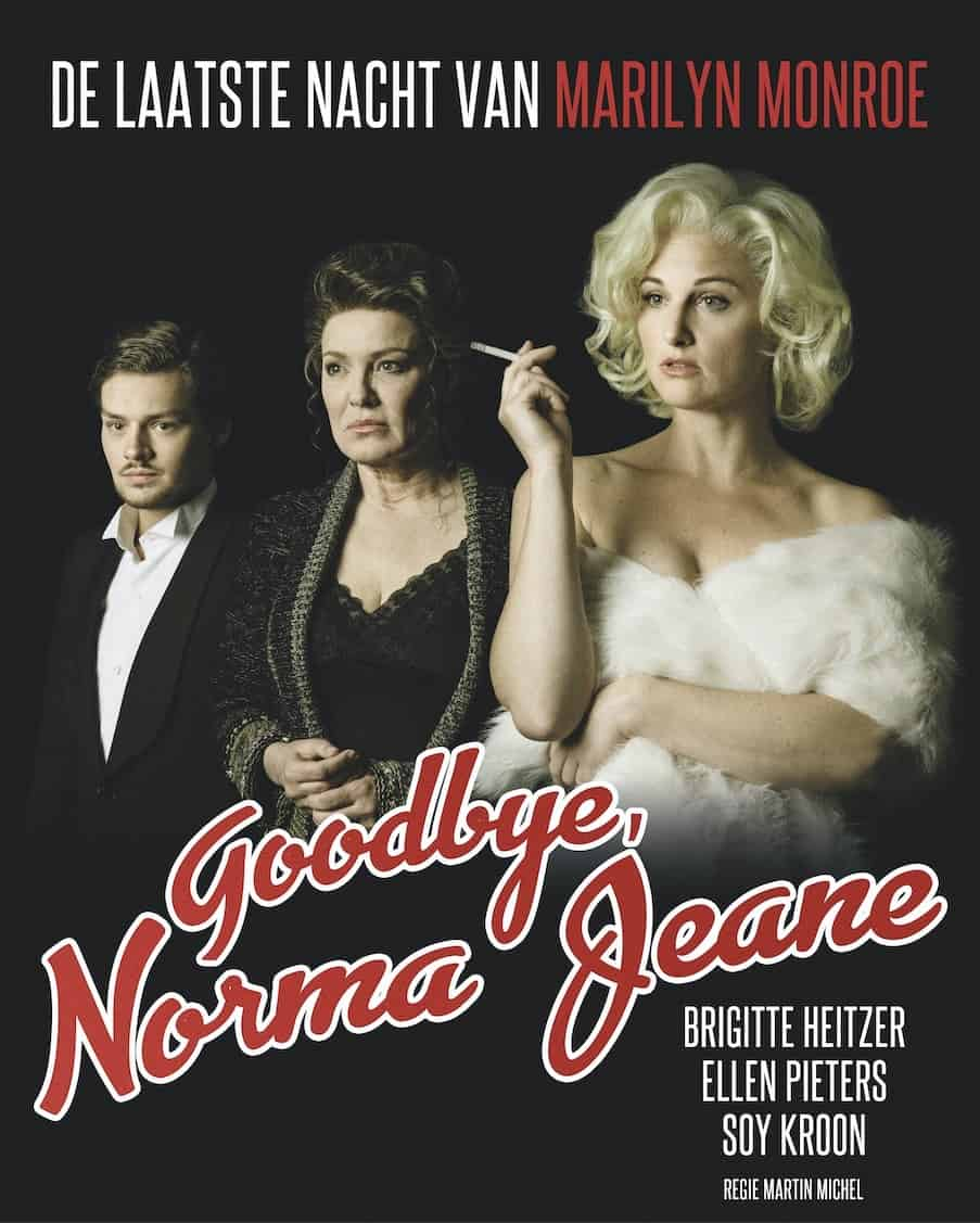 Poster Goodbye Norma Jeane Musical