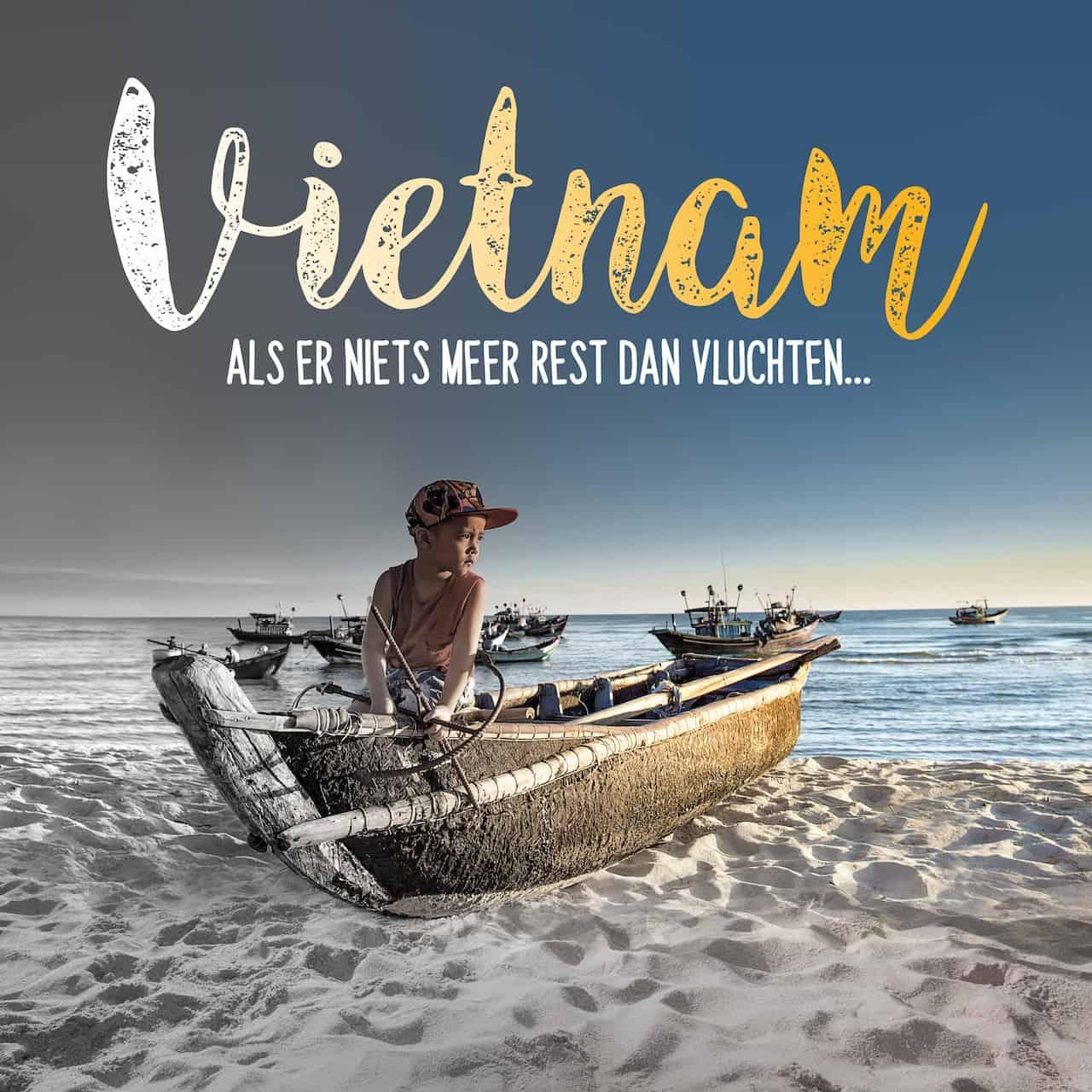Poster Vietnam Musical