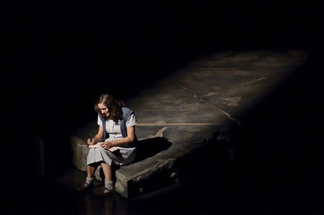 Je Anne, Abke Bruins schrijft in dagboek