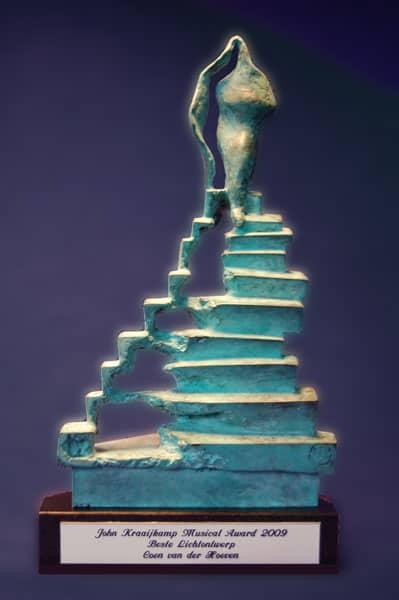 musical award beeld 2009