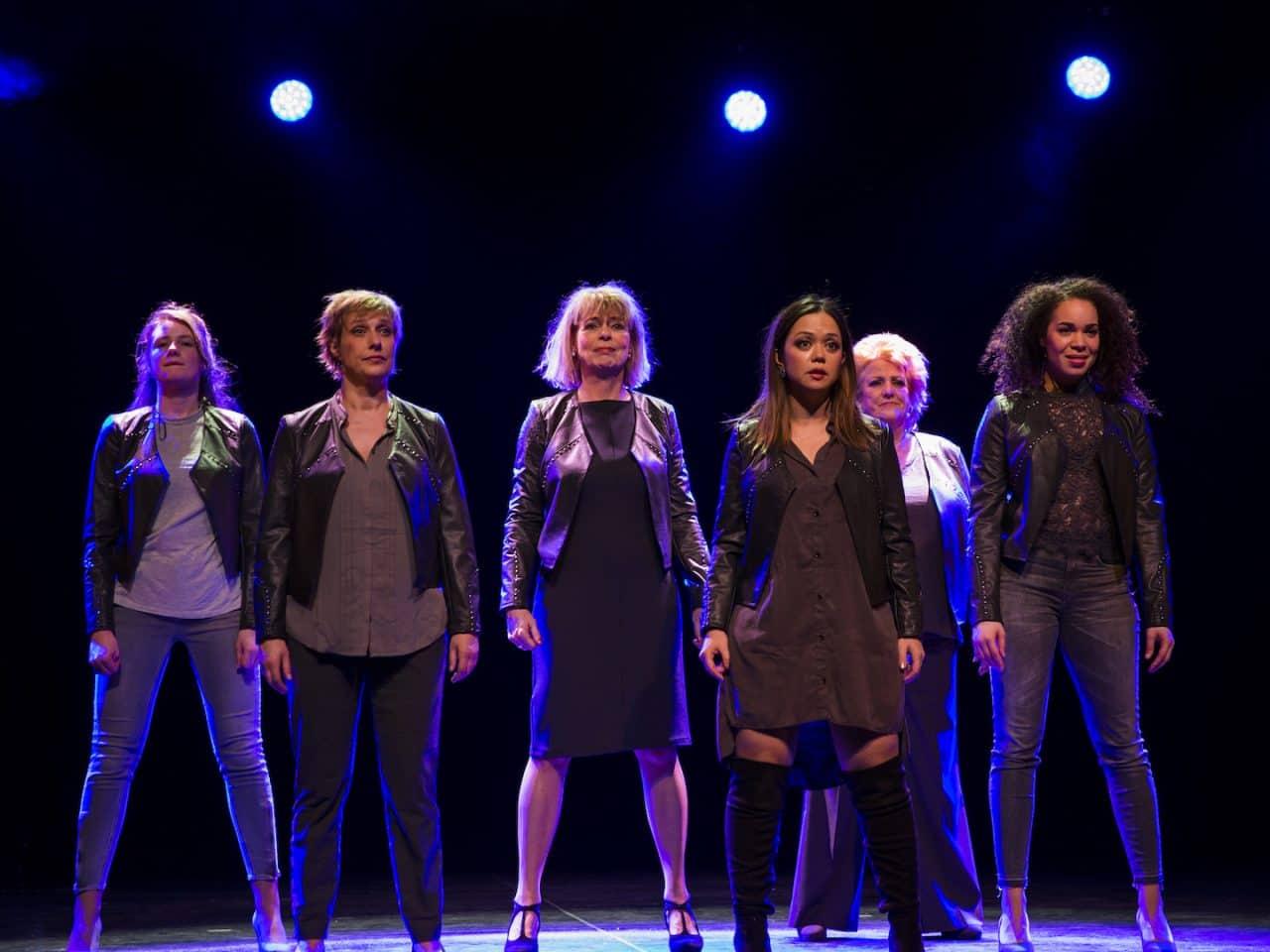 Powervrouwen 3 , Full Cast