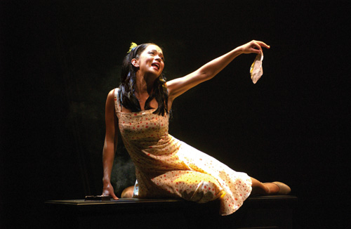 Cystine Carreon als Lola
