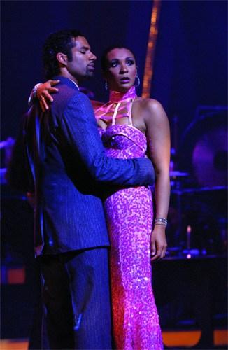 Sophia Wezer en Edwin Jonker in Copacabana